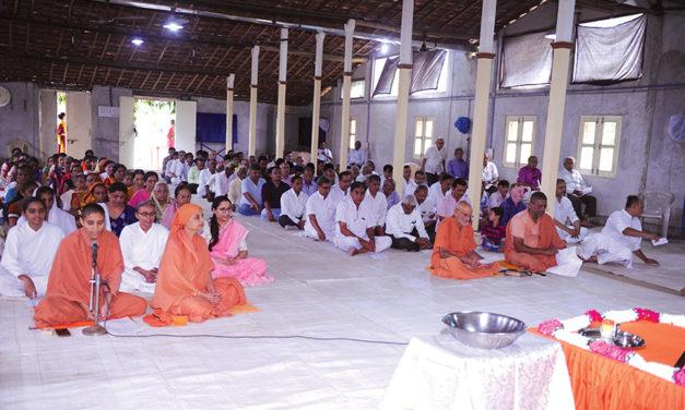 ભારતીય સંસ્કૃતિ – ૧૯  (પ.પૂ. સ્વામી શ્રી અસંગાનંદ સરસ્વતીજીના પ્રવચનો પર આધારિત)