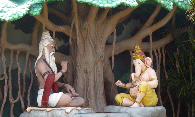 ભારતીય સંસ્કૃતિ – ૨૦   (પ.પૂ. સ્વામી શ્રી અસંગાનંદ સરસ્વતીજીના પ્રવચનો પર આધારિત)